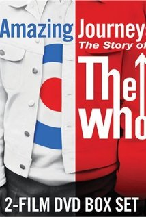 Amazing Journey: The Story of The Who (2007) cover