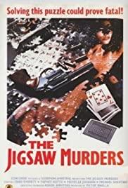 The Jigsaw Murders (1989) cover