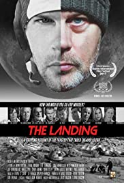 The Landing (2017) cover