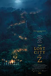 The Lost City of Z (2016) cover