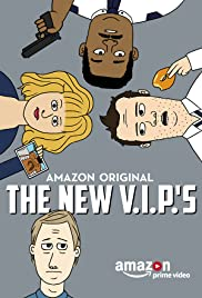 The New V.I.P.'s (2017) cover