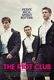The Riot Club 2014 poster
