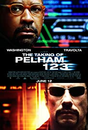 The Taking of Pelham 123 (2009) cover