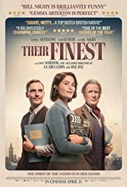 Their Finest (2016) cover