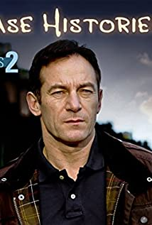 Case Histories 2011 poster