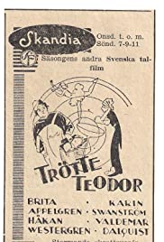 Trötte Teodor (1946) cover
