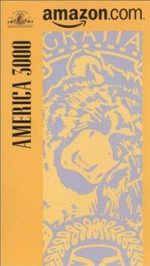 America 3000 (1986) cover