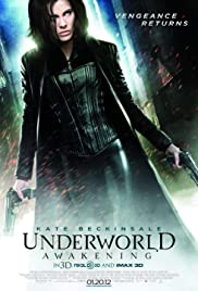 Underworld Awakening (2012) cover