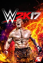 WWE 2K17 (2016) cover
