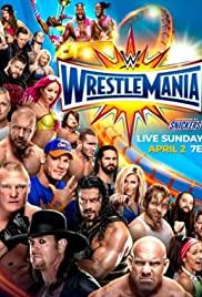 WrestleMania (2017) cover