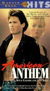 American Anthem (1986) cover