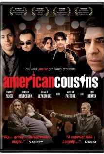 American Cousins (2003) cover