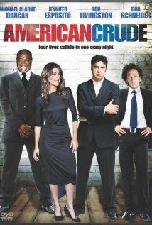 American Crude (2008) cover