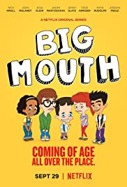 Big Mouth 2017 poster