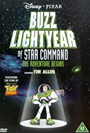 Buzz Lightyear of Star Command (2000) cover