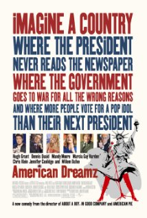 American Dreamz (2006) cover