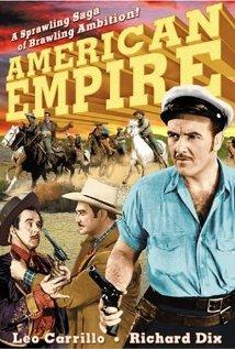 American Empire (1942) cover