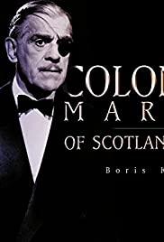 Colonel March of Scotland Yard (1954) cover