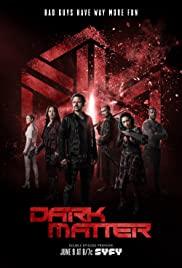 Dark Matter (2015) cover
