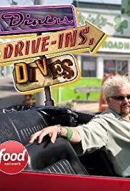 Diners, Drive-ins and Dives (2006) cover