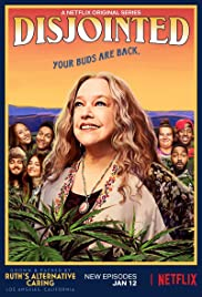 Disjointed 2017 poster
