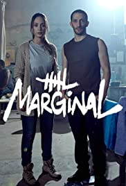 El marginal (2016) cover