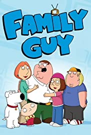 Family Guy (1998) cover