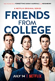Friends from College (2017) cover