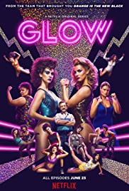 GLOW 2017 poster