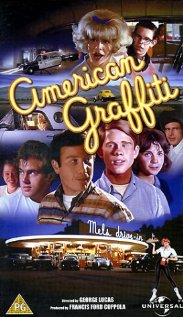 American Graffiti (1973) cover