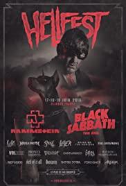 Hellfest 2011 poster