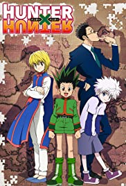 Hunter x Hunter (2011) cover