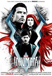 Inhumans (2017) cover