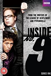 Inside No. 9 (2014) cover