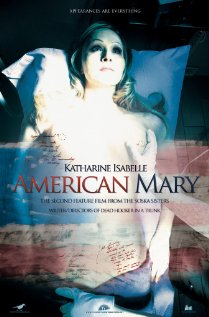 American Mary (2012) cover