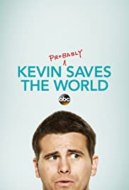 Kevin (Probably) Saves the World (2017) cover