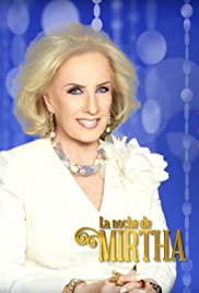 La noche de Mirtha (2013) cover