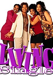 Living Single (1993) cover