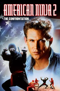 American Ninja 2: The Confrontation (1987) cover