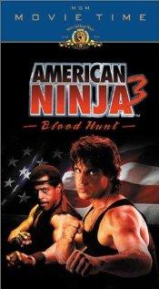 American Ninja 3: Blood Hunt (1989) cover