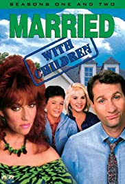 Married with Children (1986) cover