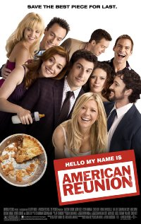 American Reunion (2012) cover