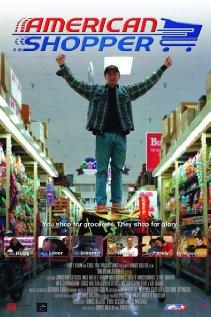 American Shopper 2007 poster