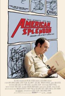 American Splendor (2003) cover