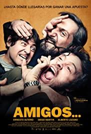 Amigos... (2011) cover