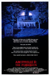 Amityville II: The Possession (1982) cover