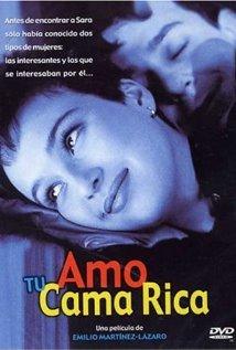 Amo tu cama rica (1992) cover
