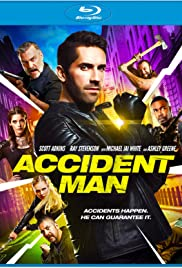 Accident Man 2018 poster