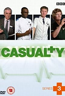 Casualty 1986 poster