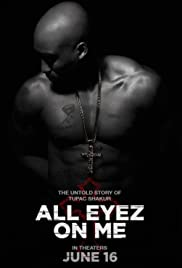 All Eyez on Me (2017) cover